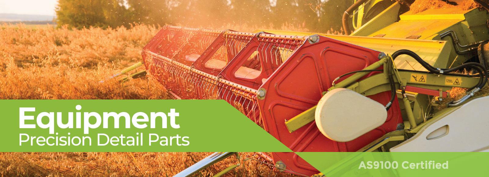 Equipment Precision Detail Parts