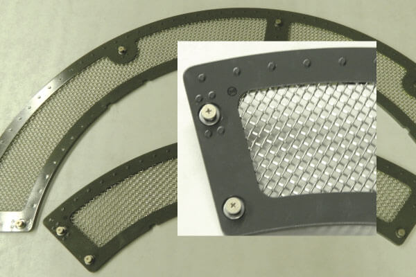 Metal Screen Assembly